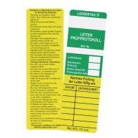 Einsteckschilder für BRADY Laddertag® Kennzeichnungssysteme