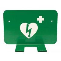 Defibrillator-Aufbewahrung