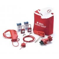 BRADY Lockout/Tagout Starter-Set