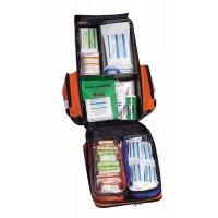 Ersthelfer-Sanitätsrucksäcke, befüllt, DIN 13157