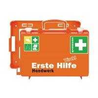 """SÖHNGEN Erste-Hilfe-Koffer """"Direkt"""" für Handwerk, DIN 13157"""