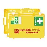 """SÖHNGEN Erste-Hilfe-Koffer """"Extra Plus"""" für Handwerk, DIN 13157"""