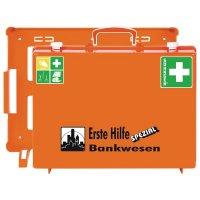 """SÖHNGEN Erste-Hilfe-Koffer """"Spezial"""" und Nachfüllpackungen für Bankwesen, ÖNORM Z1020 Typ 1"""