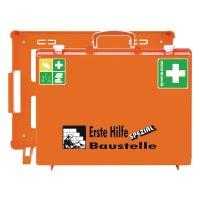 """SÖHNGEN Erste-Hilfe-Koffer """"Spezial"""" und Nachfüllpackungen für Baustelle, ÖNORM Z1020 Typ 1"""