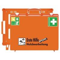 """SÖHNGEN Erste-Hilfe-Koffer """"Spezial"""" und Nachfüllpackungen für Holzbearbeitung, ÖNORM Z1020 Typ 1"""