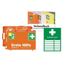 Erste-Hilfe-Koffer-Sets, ÖNORM Z1020 Typ 1