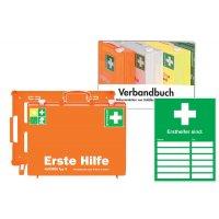 Erste-Hilfe Koffer-Sets, ÖNORM Z1020 Typ 2