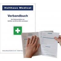 Verbandbuch mit Abreißfunktion