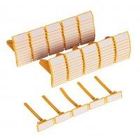 Rohr- und Kabelkennzeichnungsbänder, farbig