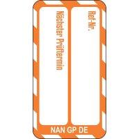 Nächster Prüftermin - Scafftag® Nanotag Einsteckschilder