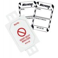 Nächster Prüftermin - Scafftag® Microtag Einsteckschilder-Set
