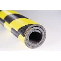 Prevango Pfostenschutz und Säulenschutz aus PE-Schaumstoff, selbsteinrollend