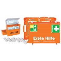 SÖHNGEN Erste-Hilfe-Koffer mit Pflasterspender, ÖNORM Z1020 Typ 1