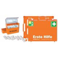 SÖHNGEN Erste-Hilfe-Koffer mit Pflasterspender, ÖNORM Z1020 Typ 2