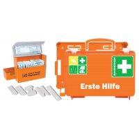 SÖHNGEN Erste-Hilfe-Koffer mit Pflasterspender, DIN 13157