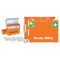 SÖHNGEN Erste-Hilfe-Koffer mit Pflasterspender, DIN 13169