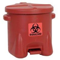 Justrite® Entsorgungsbehälter für biogefährdende Abfälle