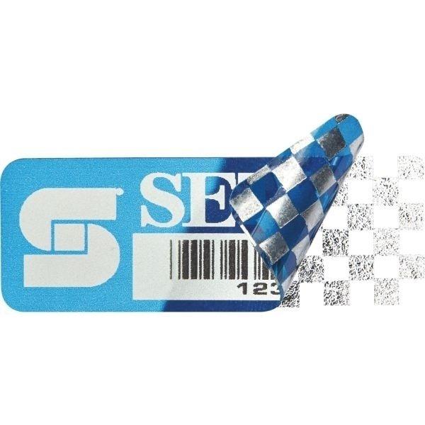 DuraGuard® Inventaretiketten mit Übertragungsschutz, individuell