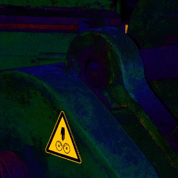Symbolschilder - Warnsymbole, Verbotssymbole, Gebotssymbole nach Wunsch - Gebotsschilder