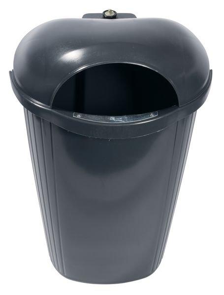 Design Außen-Abfallbehälter aus Kunststoff