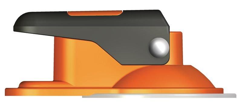 Skipper™ Saugnapfhalterungen für Absperrsysteme - Absperrungen und Sicherheits-Aufsteller