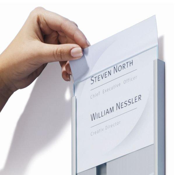 Papiereinlagen für DURABLE Click Sign-Türschilder