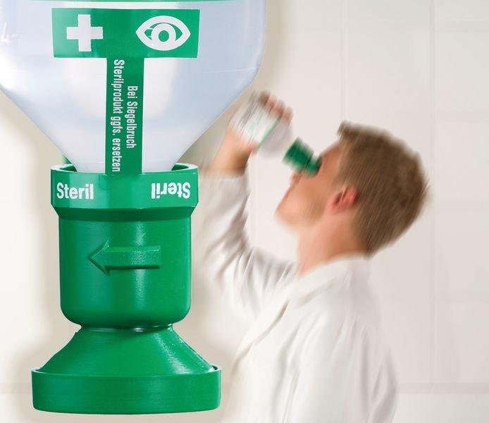 Steril-Siegel für Augenspülungen - Sicherheitsetiketten und Sicherheitssiegel