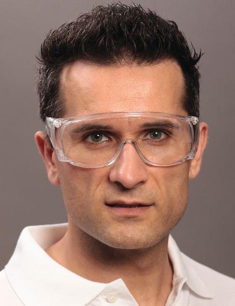 Schutzbrillen für Besucher