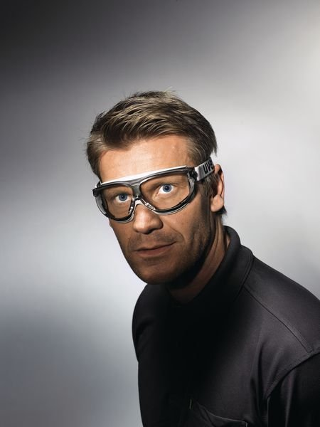 uvex Vollsichtbrillen, dichtschließend - Schutzbrillen und Gesichtsschutz