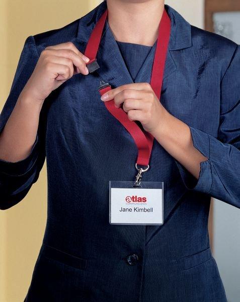 DURABLE Jojo-Textilbänder mit Sicherheitsverschluss