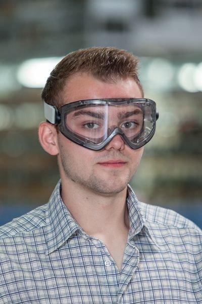 3M™ Vollsichtbrillen, Polycarbonatscheibe