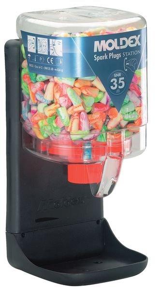 Spende-Automaten für Ohrstöpsel