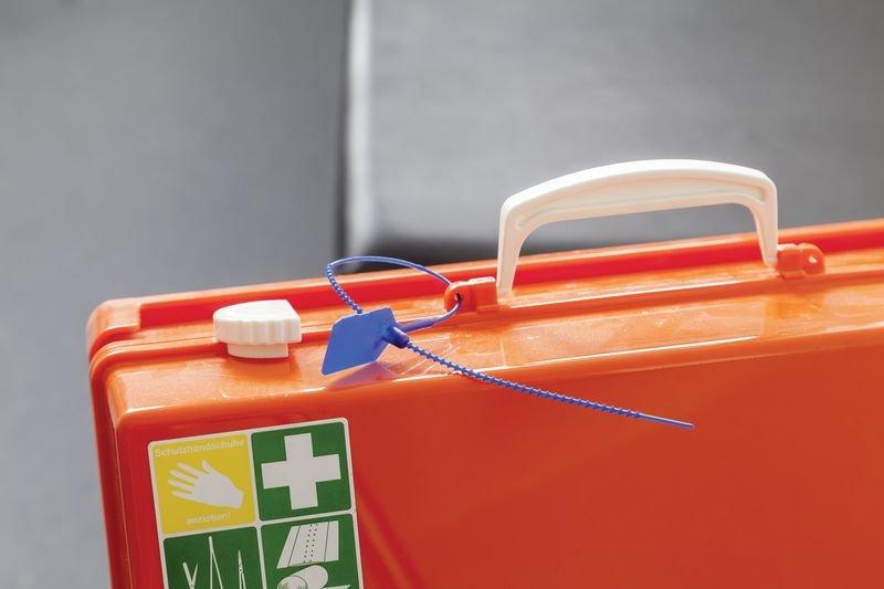 Sicherheitsplomben / Durchziehplomben PULL TITE - Plomben, Plombendraht, Plombenzangen