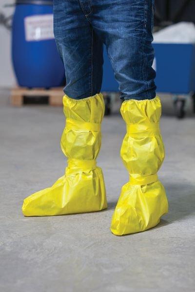Chemie-Schutzkleidung, Überstiefel