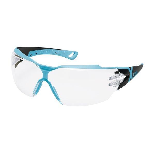 uvex Schutzbrille, komfort, EN 166, EN 170