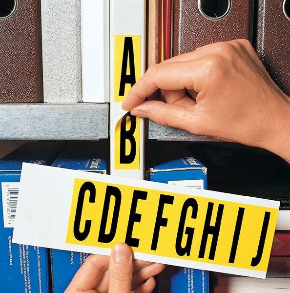 Buchstaben-Kombipackung A–F/G–L/M–R/S–X/Y–E