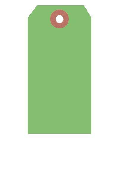 Anhängeetiketten aus Karton, blanko, fluoreszierend