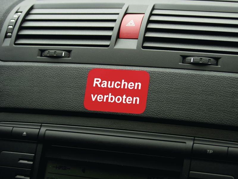 Notruf 112 – Aufkleber zur Fahrzeugkennzeichnung