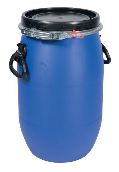 Gefahrstoff-Deckel-Fässer