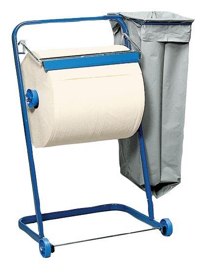 Spendegeräte für Wischtuch-Großrollen