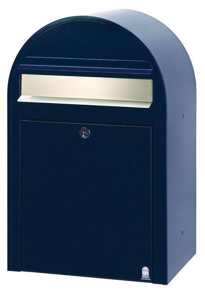 Design-Briefkasten Dijon, Metall