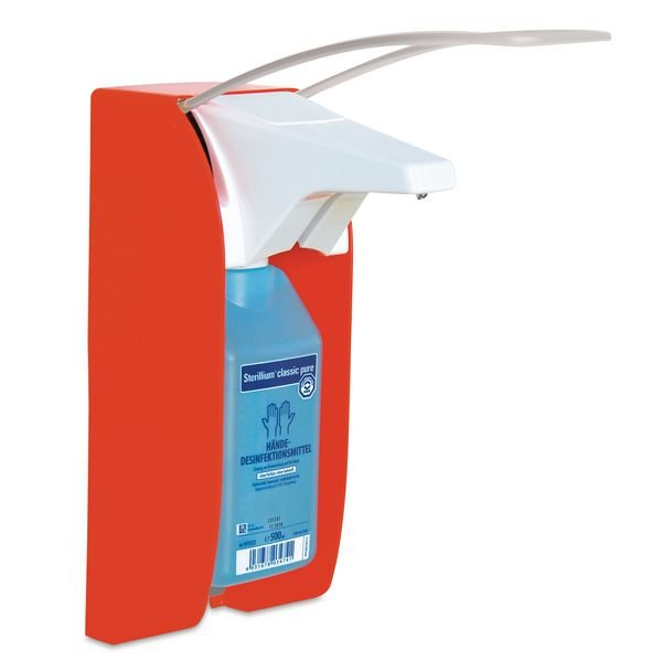 Hygiene-Wandspender, farbig
