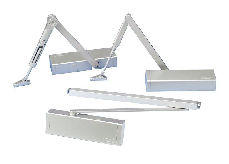 Türschließer, Standard - Türstopper und Türschließer