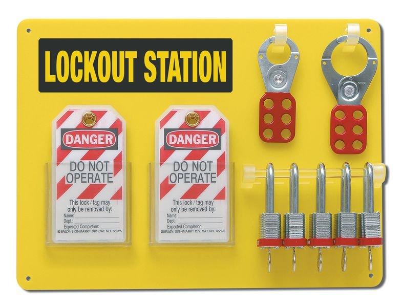 Lockout-Stationen