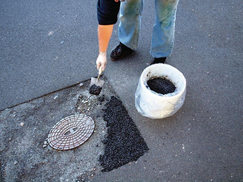 Bodenausgleichsmasse für die schnelle Anwendung - Reparatur-Ausgleichsmasse