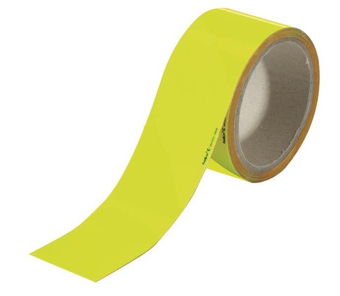 Markierbänder, fluoreszierend und langnachleuchtend