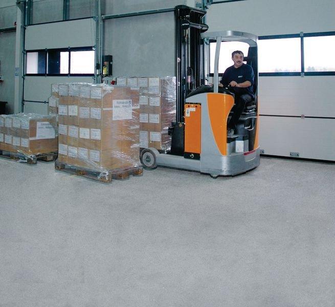 Einkomponenten-Antirutsch-Anstriche, R13 nach DIN 51130/ASR A1.5/1,2 - Antirutschprodukte