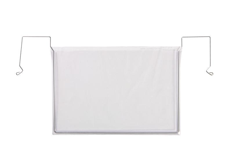Drahtbügeltaschen, transparent und halbtransparent