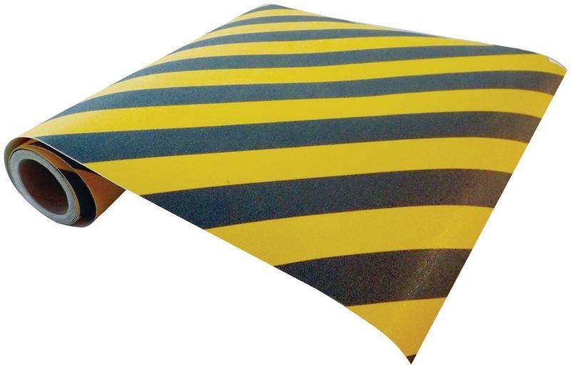 Flächen- und Laufwegmarkierungen, Diagonalstreifen
