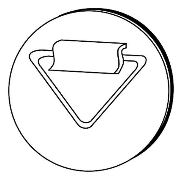 Klebehaken zur Rahmenaufhängung